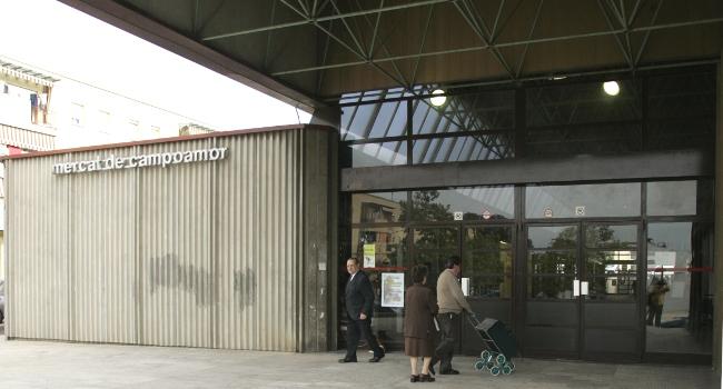 En marxa, el concurs de projectes per rehabilitar de manera integral i innovadora el Mercat de Campoamor i l'entorn