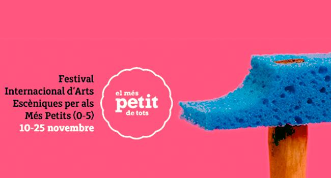 El Festival El Més Petit de Tots converteix Sabadell en la capital internacional de les arts escèniques per a espectadors de 0 a 5 anys