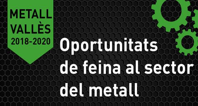 Sabadell, Barberà, Castellar i Ripollet s'alien per lluitar contra l'atur i millorar la competitivitat del sector metall