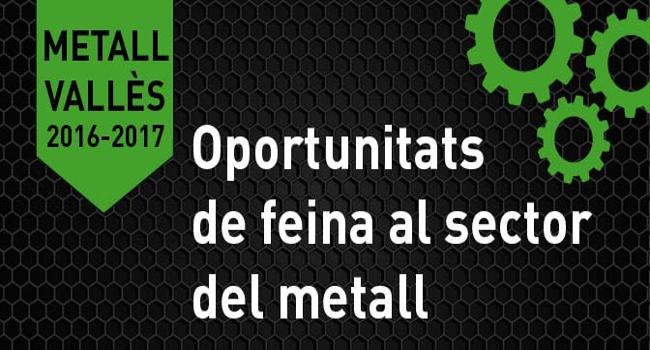 Prop de 260 persones troben feina amb el suport del programa MetallVallès