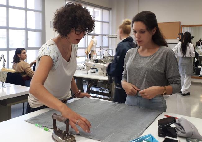 L'Escola Illa organitza per primer cop la Setmana de la Moda i la Sostenibilitat