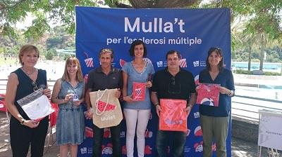 Sabadell s'afegeix a la campanya Mulla't per l'esclerosi múltiple