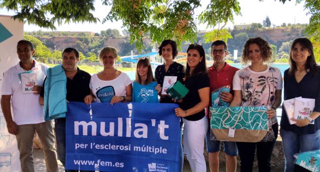 """Sabadell es """"mulla"""" per l'esclerosi múltiple amb activitats a diferents piscines de la ciutat"""