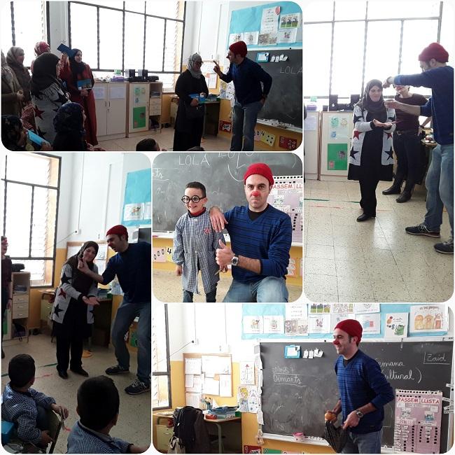 L'Escola Joan Maragall participa un any més al Programa MUS-E per apropar la formació artística a l'alumnat i afavorir la cohesió