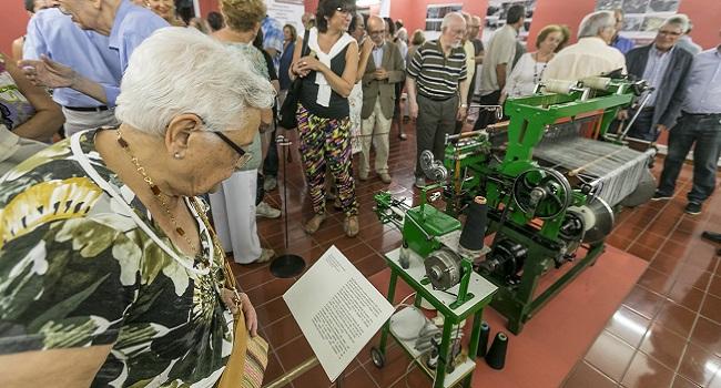 Els museus municipals inauguren una exposició sobre el dissenyador Magem i una sobre el perquè d'un museu tèxtil