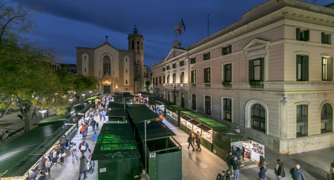L'encesa dels llums dona el tret de sortida a la programació d'activitats de Nadal a Sabadell