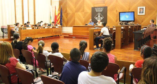 Alumnat de les escoles Arraona, Creu Alta, Xaloc i Sant Nicolau presenten les conclusions del treball fet durant el curs sobre el rodal