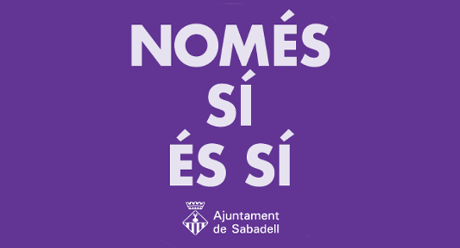 """Adhesió a la campanya """"Emergència Feminista"""" contra la violència de gènere il·luminant les fonts de lila"""