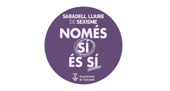 Sabadell s'adhereix a les concentracions de rebuig, convocades pels moviments feministes per aquesta tarda