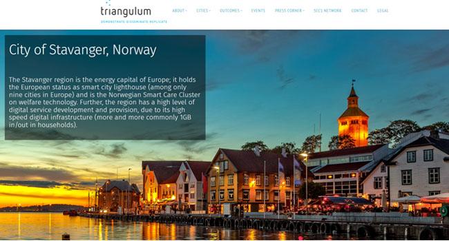 L'Ajuntament de Sabadell participa a Stavanger (Noruega) en una jornada d'intercanvi de projectes innovadors