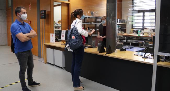 Les biblioteques municipals reobren amb cita prèvia obligatòria