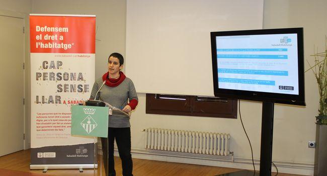L'Ajuntament inicia el full de ruta del programa d'intervenció en situacions d'ocupació irregular de l'habitatge