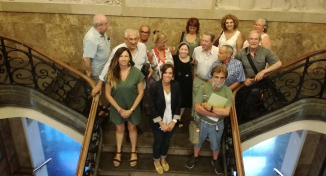 L'Ajuntament i la plataforma ciutadana per recuperar l'oncologia pediàtrica al Parc Taulí treballaran un document d'adhesió per al retorn del servei a Sabadell