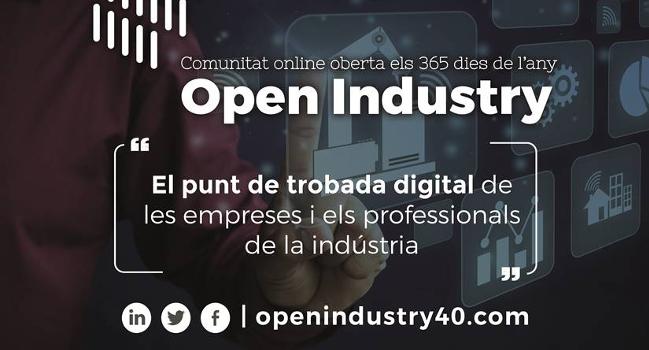 Sabadell participa en la creació de la primera comunitat en línia sobre indústria 4.0 per a empreses