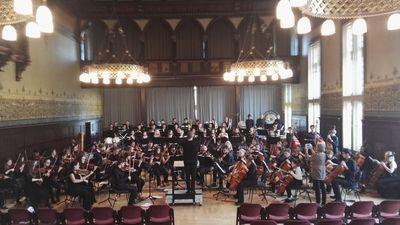 La Simfònica del Conservatori protagonitza un concert a Coblença, en un intercanvi amb aquesta ciutat alemanya