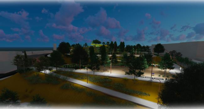 Licitades les obres de creació del Parc de les Aigües