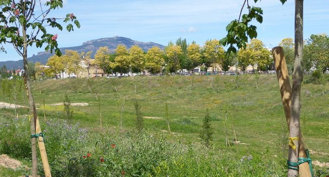 Sis treballs finalistes al concurs urbanístic del parc del Nord