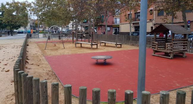 Sabadell reobre demà divendres els parcs infantils