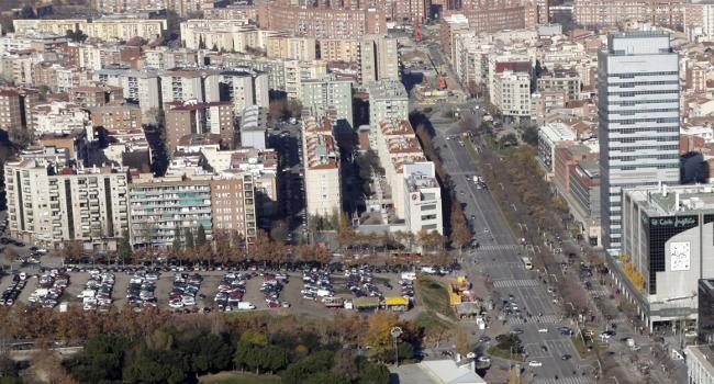 Nou pas en l'adequació dels terrenys que acolliran l'Escola Municipal de Música i el Pavelló Poliesportiu dels Merinals