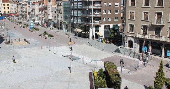 Les obres del Passeig acaben avui i els autobusos hi tornaran a circular a partir de demà
