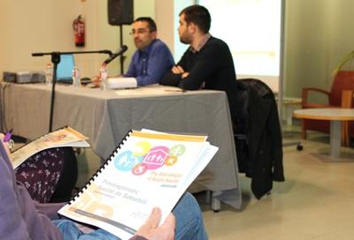 Presentació del Pla Estratègic d'Acció Social a les entitats de la Taula d'Acció Social i del Consell Municipal de Persones amb Discapacitat