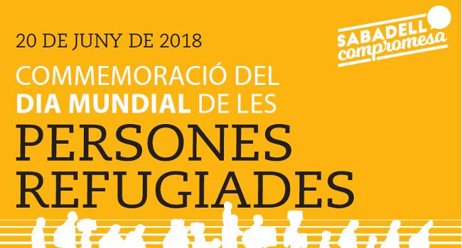 Sabadell reafirma el compromís amb el dret al refugi i se suma a la Declaració de les Ciutats Refugi
