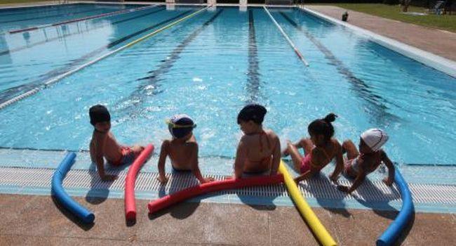 La piscina de Ca n'Oriac comptarà amb una nova sala de filtració el proper estiu