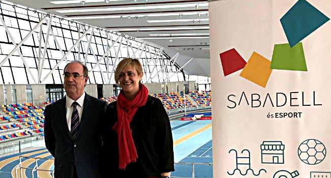 La Pista Coberta d'Atletisme s'ha convertit en un referent esportiu, econòmic i de posicionament per a Sabadell i el món de l'atletisme