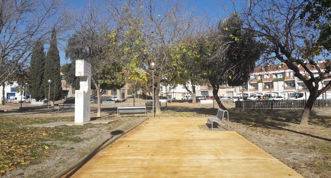 Finalitzen les obres de millora a la plaça Laietana