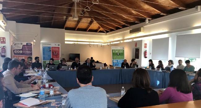 Participació de Sabadell a la trobada de treball de la Xarxa de Ciutats Interculturals (RECI) a Santa Coloma de Gramenet