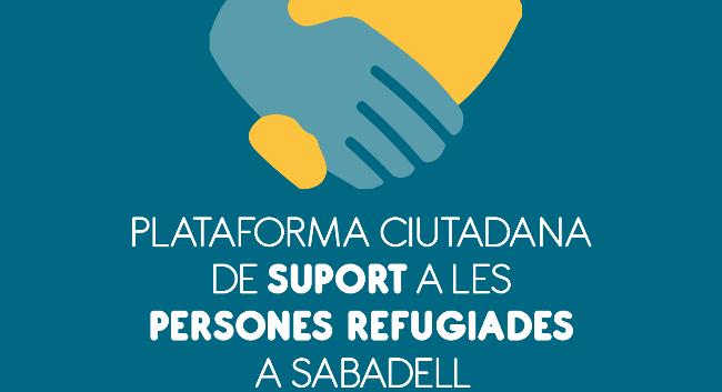 La Plataforma de Suport a les Persones Refugiades se sumarà a la Roda de la Pau els primers dijous de cada mes