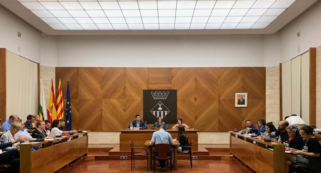 La primera sessió plenària del mandat aprova el funcionament bàsic de l'Ajuntament