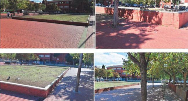 L'Ajuntament construirà vuit pistes de botxes a la plaça de la Llibertat