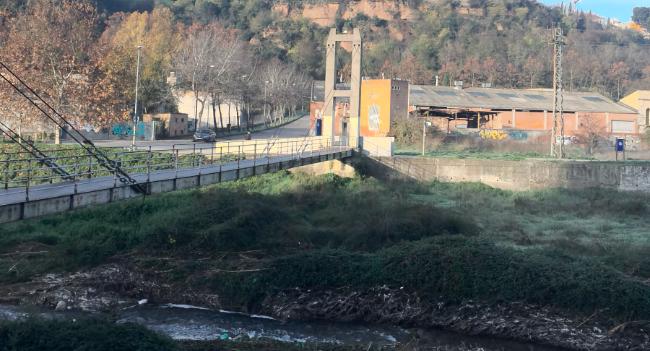 El Ple tractarà demà l'aprovació d'un conveni amb l'Agència Catalana de l'Aigua, que inclou la rehabilitació a càrrec de l'ACA de les dues passarel·les del Ripoll