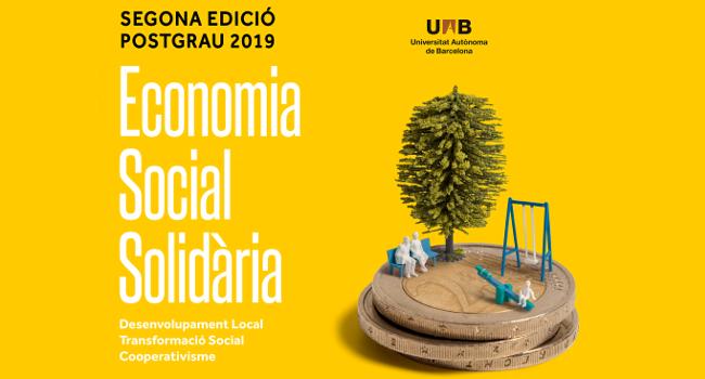 La 2a edició del Postgrau d'Economia Social i Solidària torna al campus Sabadell de la Universitat Autònoma de Barcelona