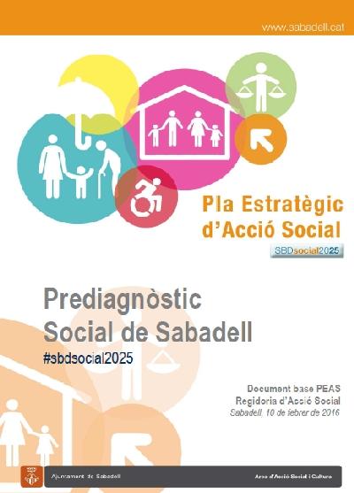 El proper dissabte tindrà lloc la Jornada específica d'Emergència Social, dins el procés d'elaboració del PEAS