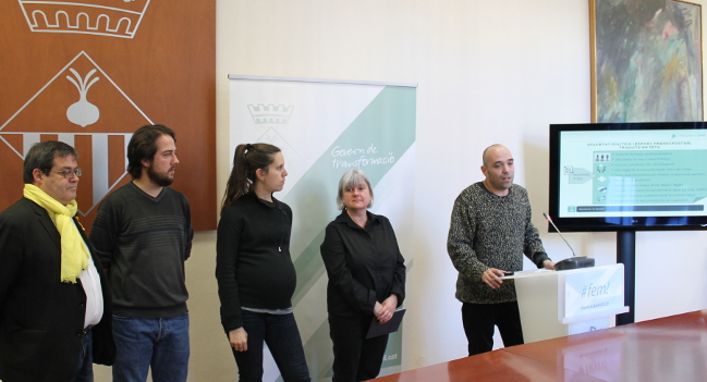 Els serveis de l'Àrea de Drets de la Ciutadania i Promoció Econòmica incrementen en un 22% els recursos en tres anys i superen els 39,3 milions d'euros