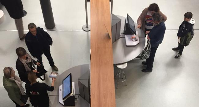 La Biblioteca Vapor Badia incorpora un servei d'autopréstec