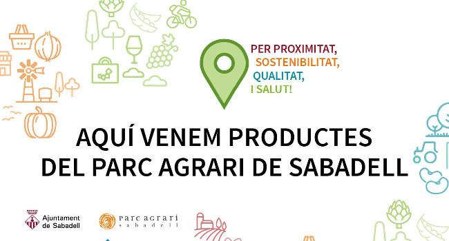 L'Ajuntament crea un distintiu per identificar els punts on es venen aliments produïts al rodal