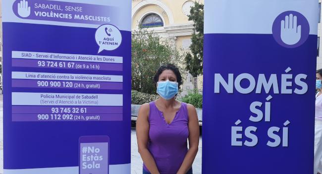 Sabadell posa en marxa noves accions per combatre la violència masclista i la lgtbi-fòbia