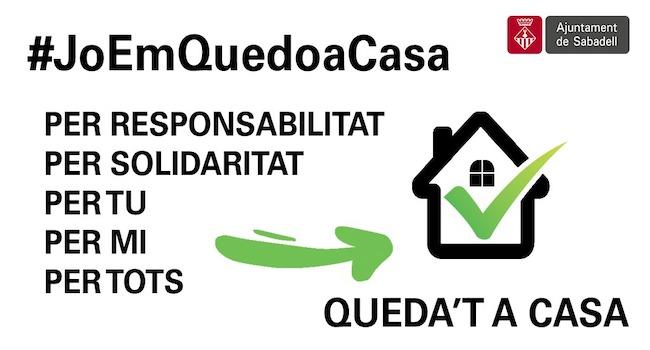 COVID-19: L'Ajuntament activa mecanismes per aplicar les mesures contemplades per l'Estat d'Alarma i garantir alhora la resposta a les necessitats de la ciutadania i sobretot de les persones més vulnerables