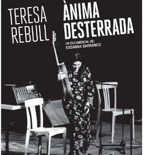 Projecció del documental Teresa Rebull. Ànima desterrada, al Cinema Imperial