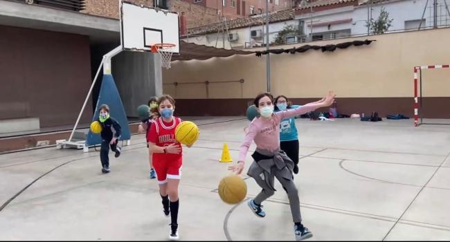 El Consell Esportiu rep una aportació municipal de 75.000 euros per al desenvolupament de l'esport escolar
