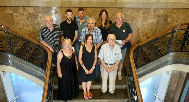 Trobada entre Ajuntament i Plataforma per a la Residència del Sud per abordar la construcció de la residència pública de gent gran a la zona sud