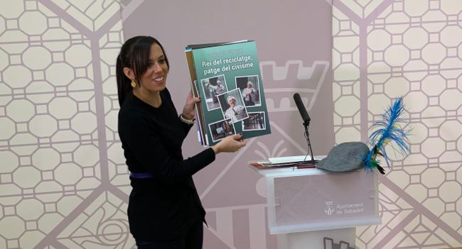 L'Ajuntament de Sabadell presenta una campanya de sensibilització sobre reciclatge