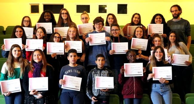 Una trentena d'alumnes de secundària participa en el curs de resolució de conflictes per a joves mediadors i mediadores