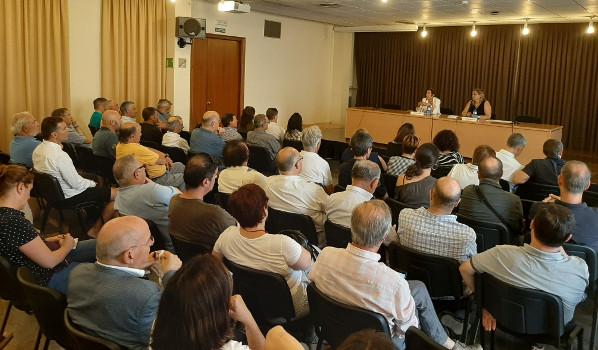 Trobada del Govern amb les entitats esportives de Sabadell