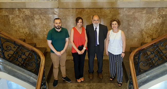 Els alcaldes i alcaldesses de Barberà del Vallès, Polinyà, Santa Perpètua i Sabadell es troben per analitzar la implantació d'un centre logístic d'Amazon a la comarca