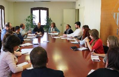 Ajuntament, la Plataforma Sabadell per l'Educació Pública i les AMPA de Can Llong constitueixen una comissió per reclamar a la Generalitat la construcció de l'Escola Virolet i de l'institut del barri