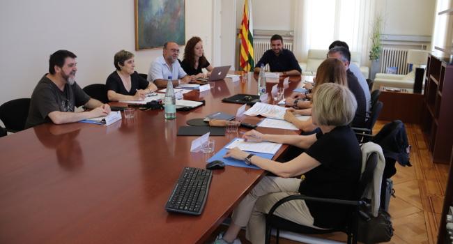 Trobada de treball a Sabadell de la Xarxa Metropolitana de Ciutats EDUSI